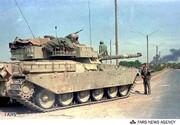 شکارچی ایرانی تانکهای عراقی را بشناسید/ عکس