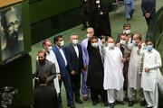ببینید | حواشی صحن علنی مجلس شورای اسلامی