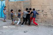 ببینید | کوچههای تابستان در قرق کودکان