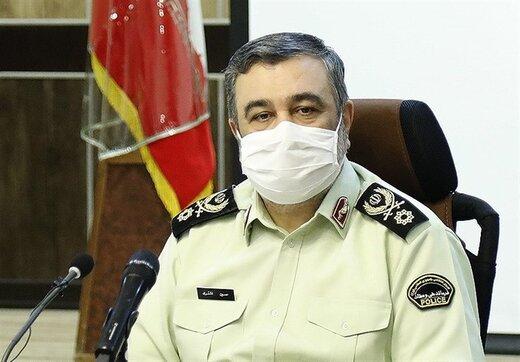اقدامات پلیس در زمان شیوع کرونا از زبان سردار اشتری