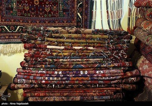سهم ایران از بازار جهانی فرش چقدر است؟