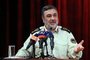 فرمانده نیروی انتظامی: اجازه تعرض به حقوق مردم را نمیدهیم