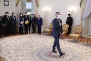 ماجرای هدیه ویژه برای وزیرخارجه سوییس
