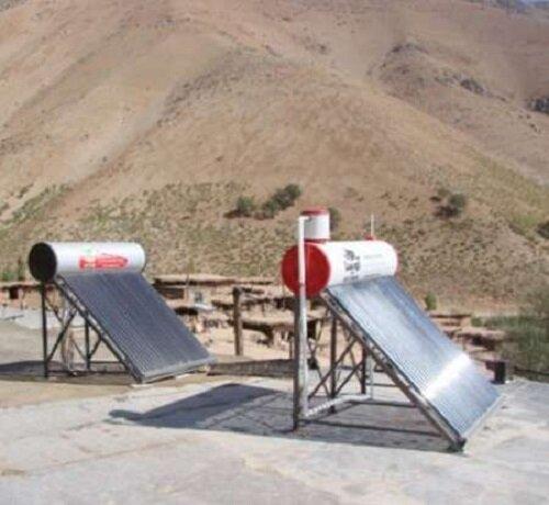 ۱۰۰دستگاه آبگرمکن خورشیدی در کهگیلویه و بویراحمد توزیع می شود