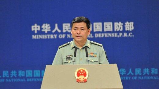 اولین واکنش چین به ادعای وزیر دفاع آمریکا