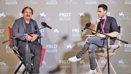 رونمایی از فوقستاره آینده سینمای ایران در ایتالیا