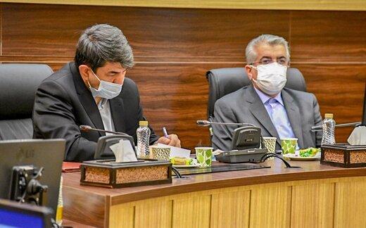 درخواست استاندار یزد برای افزایش سهمیه آب از مسیر خلیج فارس