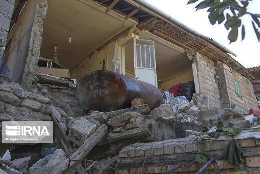 زلزله ۵.۱ ریشتری در رامیان گلستان