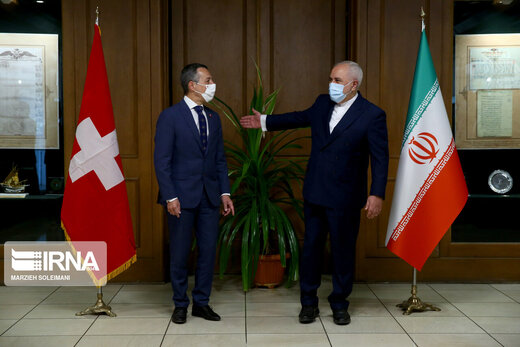 "Swiss FM terms meeting with Zarif as ""fruitful"""
