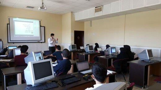 آموزش پردازش تصویر و نرمافزار MATLAB در دانشگاه آزاد اسلامی واحد سمنان