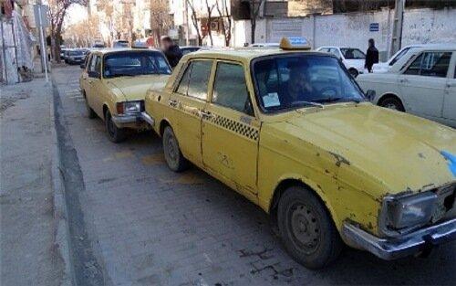 ثبتنام برای نوسازی تاکسیهای فرسوده قزوین