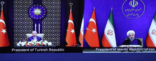 بیانیه ۱۹ بندی ایران و ترکیه / همکاری علیه عناصر پ.ک.ک در دستورکار همکاری دو کشور/ حفظ برجام در جهت تقویت دیپلماسی چندجانبه