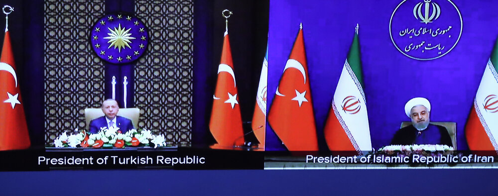 Iran-Turkey talks play key role in resolving regional issues: Erdoğan