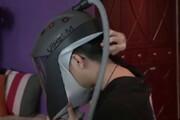 ببینید | تکنولوژی در خدمت بشر؛ ماسک هوشمند برای دورانِ سختِ کرونا