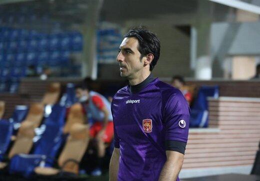 کاپیتان سابق استقلال از دنیای فوتبال خداحافظی کرد/عکس