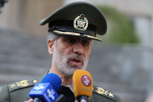 Defense Minister: Iranian defense industry, self-sufficient