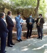 اختصاص۶۲میلیارد ریال به توسعه گردشگری آبشار بهرام بیگی در بخش پاتاوه