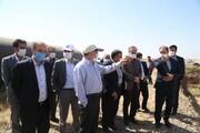 بهره برداری از تونل انتقال آب زاب به دریاچه ارومیه در دی ماه