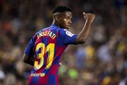 مصدومیت ستاره جوان بارسلونا