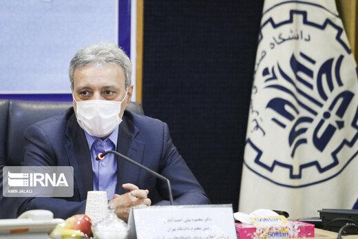 اسکان خوابگاهی ۳ درصد دانشجویان دانشگاه تهران که اینترنت ندارند