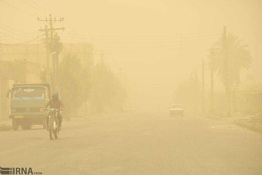 شناسایی ۳۰۰ میلیون هکتار منشاء گرد و غبار خارجی