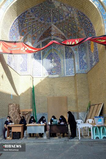 انتخابات مرحله دوم مجلس شورای اسلامی کرج