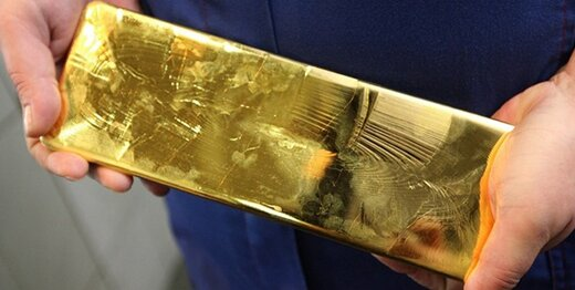 قیمت طلا در بازار جهانی کاهش یافت