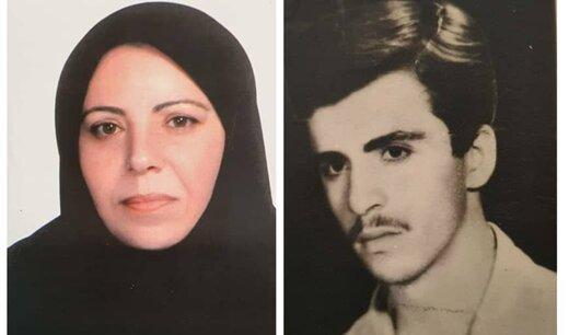 مادر جاویدالاثر محمد خدابخش، به فرزند شهیدش پیوست