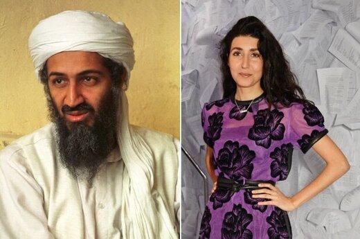 بیانیه خواهرزاده بن لادن به مناسبت ۱۱ سپتامبر/عکس