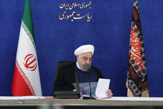 Rouhani criticizes US for impeding Iran in receiving $5 billion loan from IMF