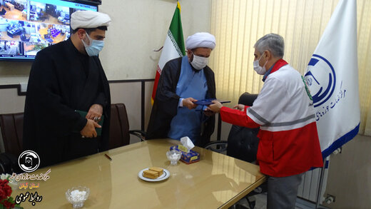 مرکز خدمات استان و جمعیت هلالاحمر استان گیلان تفاهمنامه همکاری امضا کردند