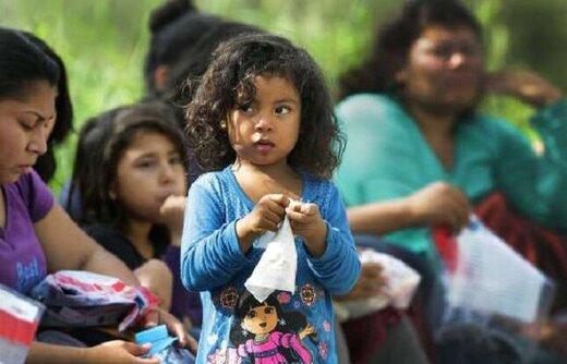 ترامپ ۸۸۰۰ کودک مهاجر را اخراج کرد