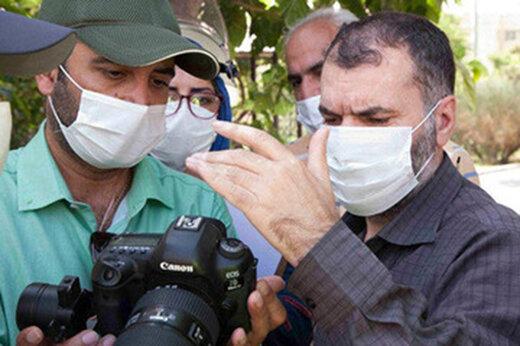 ببینید | اولین تصاویر از پشت صحنه سکانس حمله داعش به مجلس در سریال جدید دهنمکی
