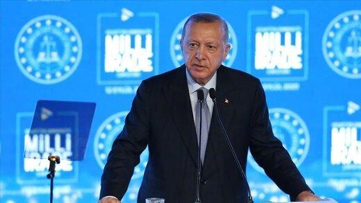 اردوغان: آقای مکرون حتی تاریخ فرانسه را هم نمیدانی/دست از سر ترکیه و مردمش بردار