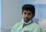ترخیص محیطبان مجروحِ تهرانی از بیمارستان