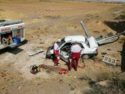 ۳۴۵ نفر در تصادفات رانندگی آذربایجانشرقی کشته شدند