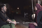 ببینید | ترس شدید بازیگر محبوب سریال «پایتخت» از ویروس کرونا