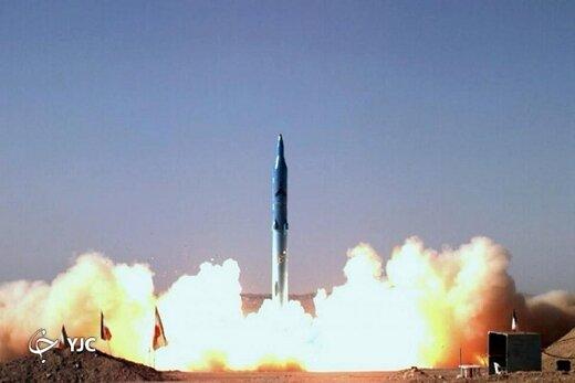 این موشک ایرانی در ۷ دقیقه از تهران به تل آویو می رسد /سجیل؛ موشکی با ویژگیهای خاص +تصاویر