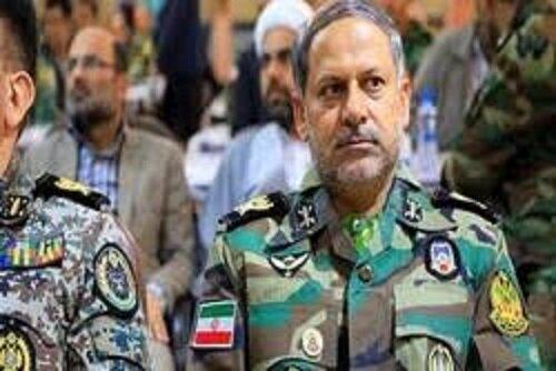 فرمانده قرارگاه منطقه شمال شرق ارتش: دشمن بعد از گذشت ۴۰ سال از دفاع مقدس چشم دیدن موفقیت ما را ندارد