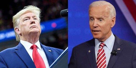 ترامپ: شاید با دستور اجرایی جلوی رییسجمهور شدن بایدن را بگیرم!