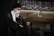 تصاویر | برگزاری مراسم عزاداری شهادت امام سجاد(ع) در بیت رهبری با حضور رهبر انقلاب