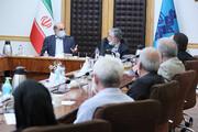 نگرانیهای حداد عادل برای پاسداشت زبان فارسی در صدا و سیما