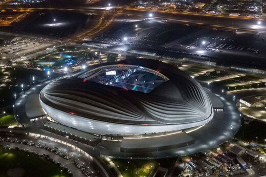 ببینید   استادیوم فوق مجهز قطریها برای فینال لیگ قهرمانان آسیا