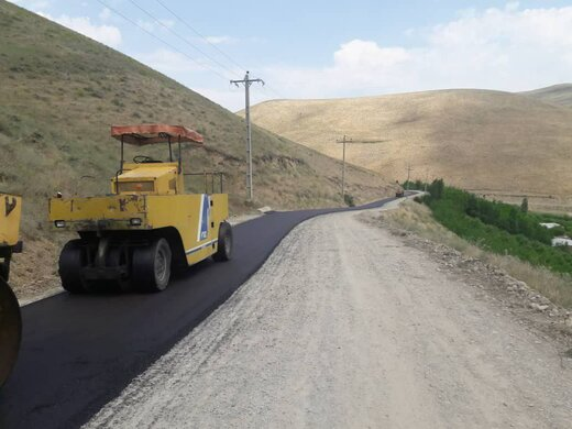 اجرای ۷۰ کیلومتر راه روستایی در قالب طرح ملی ابرار در شهرستان ارومیه