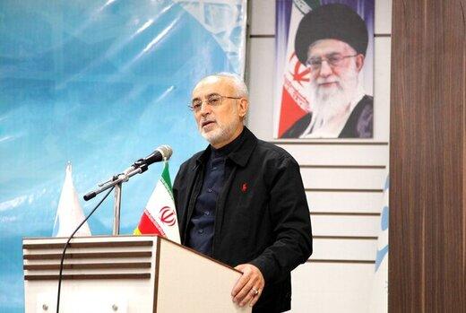 صالحي : ايران من الدول القليلة القادرة على انتاج النظائر المستقرة