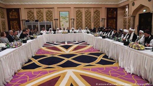توئیت وزیر خارجه پیشین پاکستان درباره عکس ملا برادر و پمپئو جنجالی شد/عکس