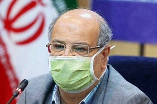ببینید | شکل گیری موج سوم کرونا در تهران