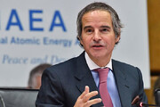 ببینید | استقبال مدیرکل آژانس بینالمللی انرژی اتمی از توافق اخیر آژانس و ایران