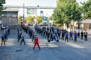 اولین هفته پویش دوشنبه های ورزش و کار در استان مرکزی برگزار شد