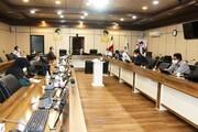 سومین جلسه هیئت استانی «ناتک» آموزش عالی در سال ۹۹برگزار شد